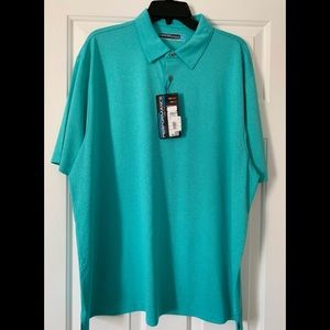 Men's golf shirt, men's shirt